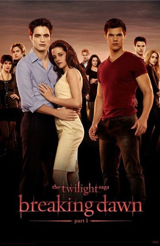 Poster Amanecer Crepusculo
